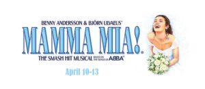 Mamma Mia! @ Boman Fine Arts Center