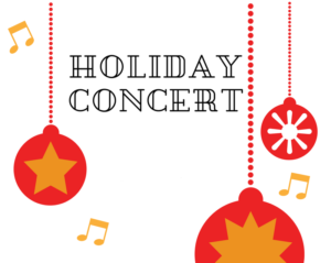 Forest City High School Holiday Concert