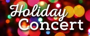 Forest City Middle School Holiday Concert
