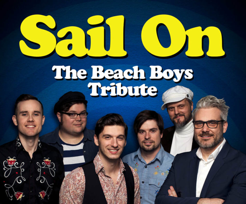Sail On The Beach Boys Tribute Band